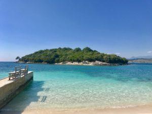 Ksamil Inseln