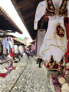 Bazar in Kruja