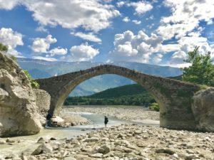 Katiu Brücke