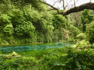 National Park Syri Kalter